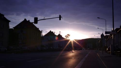 Foto: Sonnenuntergang » Digitalisierung Dias und Videos in Kelkheim » 123-Scancenter
